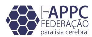 Logo Federação das Associações de Paralisia Cerebral