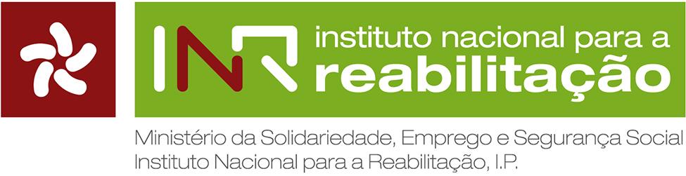 Logo Instituto Nacional para a Reabilitação